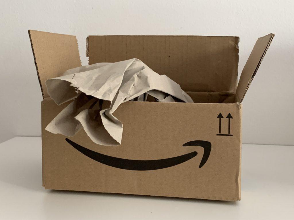Amazon Gutschein? Bestell dir sinnvolle Dinge per Post nach Hause